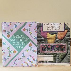 Great American Quilts 2004 & Applique Sampler